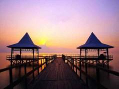 wisata pantai kota surabaya