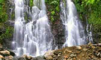 wisata air terjun banyuwangi