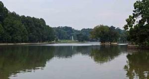 Danau situ gede bogor