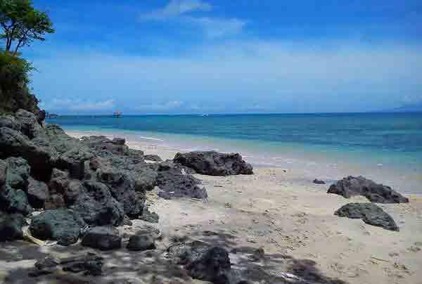 wisata di lombok pantai sekotong