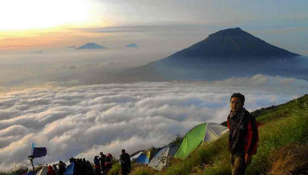 tempat wisata gunung di wonosobo