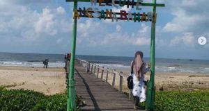 wisata pantai angsana