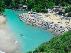 wisata pantai baron