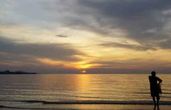 wisata pantai cermin medan