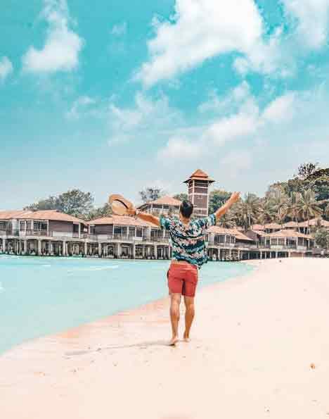 tempat menarik di malaysia untuk percutian keluarga