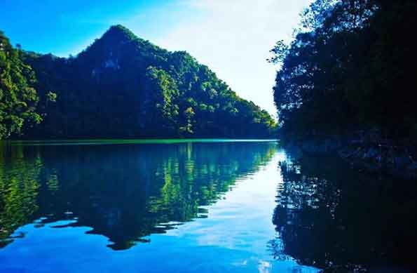 wisata alam menarik langkawi