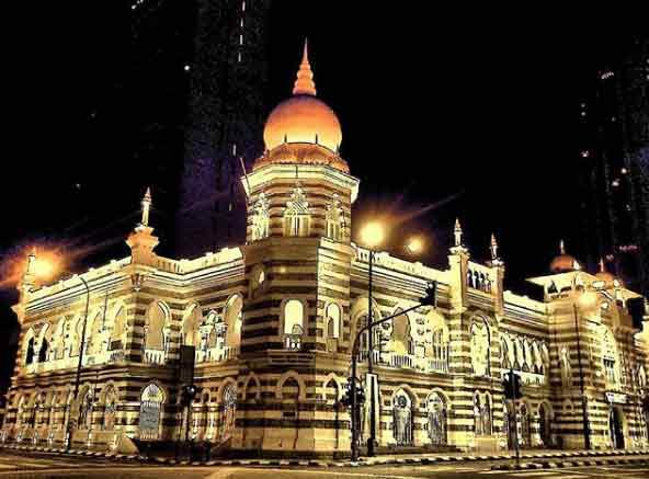 Tempat Ménarik di Kuala Lumpur untuk datant