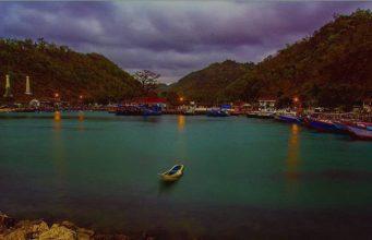 Lokasi wisata pantai Sadeng