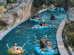 Lokasi wisata New Kuta Gren Park