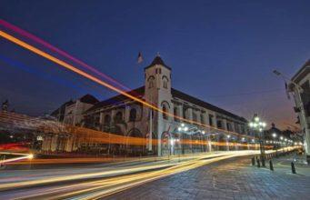 Wisata Kota Lama Semarang
