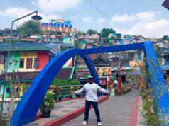 Lokasi wisata kampung pelangi