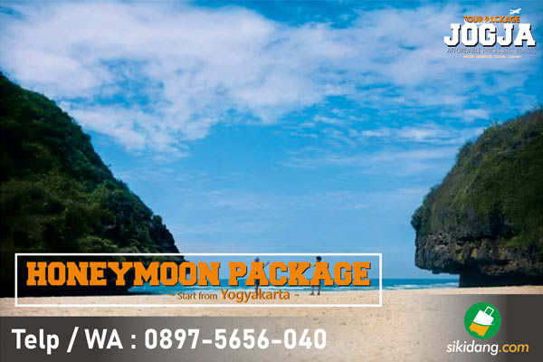 paket honeymoon jogja